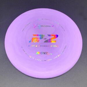 Prodigy 300 Soft PA-2 Lavender/Silver Holographic