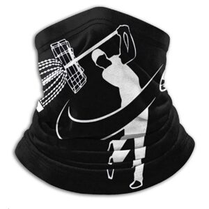 """""""Am I Doing It Right"""" Disc Golfer Gaiter Face Cover"""