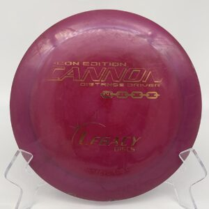 Legacy Discs Icon Edition Cannon Red/Gold