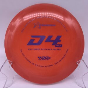 Prodigy 400g D4 Max Red/Lavender