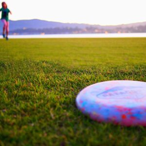 Disc Golf is great exercise!