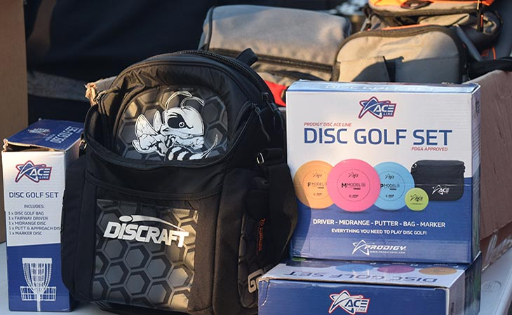 Get Your Gear at Disc Golf America!