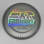 Discraft 2021 Brian Earhart Tour Series Zone Silver/Silver Holographic