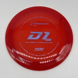 Prodigy 400 D1 Max Red/Lavender