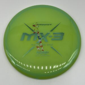 Prodigy 400 MX-3 Green X-Out