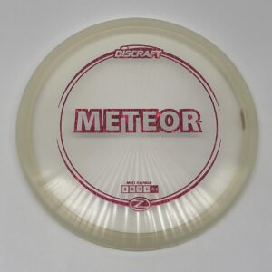 Discraft Z Line Meteor Clear/Pink Waterfall