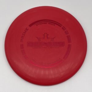 Dynamic Discs Prime Deputy Red/Red