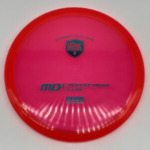 Discmania C-Line MD3 Red/Turquoise
